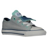 All Star Double Tongue - Boys Toddler - Mirage Gre