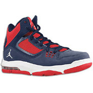 Flight 23 RST - Mens - Obsidian/White/Gym Red