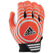 Supercharge Receiver Glove - Mens - Orange/White