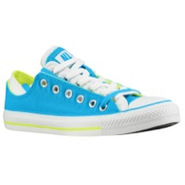 CT Double Upper Ox - Mens - Neon Blue/Neon Yellow