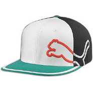 Monoline Country Snapback - Mens - Black/White/Mex