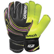 Toruk G2 Ortho-Tec Glove - Black/Lime