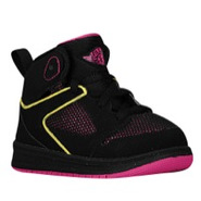 Sixty Club - Girls Toddler - Black/Fusion Pink/Ele