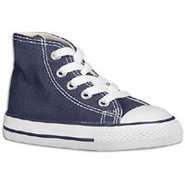 All Star Hi - Boys Toddler - Navy