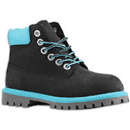 6  Premium Waterproof Boot - Boys Toddler - Black/