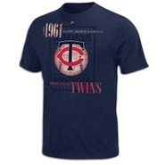 Minnesota Twins Majestic Cooperstown Baseball T-Sh