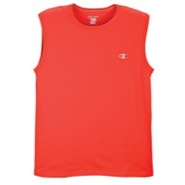 Jersey Tank T-Shirt - Mens - Crimson