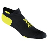 Nimbus Cushioned Low Cut Sock - Steel/Wow Lime
