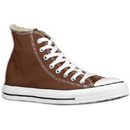 All Star Hi - Mens - Chocolate/White