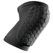 Hex Knee/Elbow/Shin Pad - Mens - Black