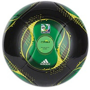 Confederations Cup 2013 Glider - Black/Vivid Yello