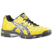 Gel Game 3 - Mens - Blazing Yellow/Black/Silver