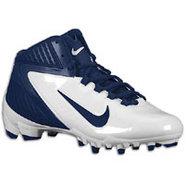 Alpha Speed TD 3/4 - Mens - White/Midnight Navy