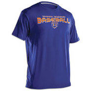 Dugout T-Shirt - Mens - Royal/Blaze Orange
