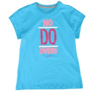 No Do Overs S/S T-Shirt - Girls Grade School - Bal