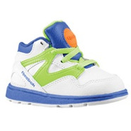 Pump Omni Lite - Boys Toddler - White/Royal/Neon G