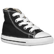 All Star Hi - Boys Toddler - Black