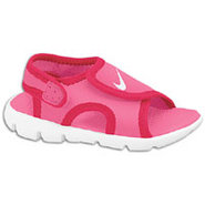 Sunray Adjust 4 - Girls Toddler - Spark/White/Volt