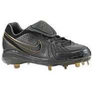 Air Zoom Pro Tradition - Mens - Black/Black/Metall