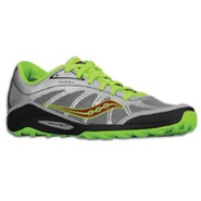 ProGrid Kinvara TR - Mens - Silver/Green/Red