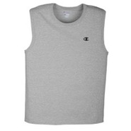 Jersey Tank T-Shirt - Mens - Oxford Grey