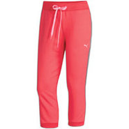 Perfect Track Capri - Womens - Teaberry