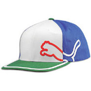 Monoline Country Snapback - Mens - White/Green/Ita
