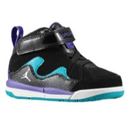 TR 97 - Boys Toddler - Black/White/Grape Ice/New E