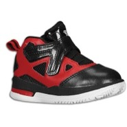 Melo M9 - Boys Toddler - Gym Red/White/Black