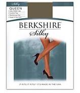 Queen Silky Sheer Control Top Pantyhose Panty Hose