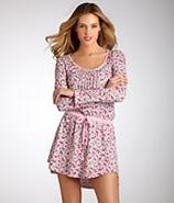 Long Sleeve Nightshirt Sleepwear