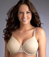 Secrets No Slip No Ride Up Underwire Bra