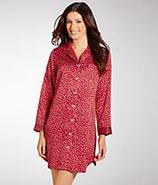 Adoring Hearts Nightshirt Sleepwear