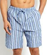 Sultan Stripe Woven Shorts Sleepwear