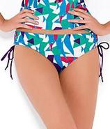 Natalie Drawstring Pant Swimwear Bikini Bottom