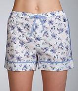 Cuffed Sleep Shorts Sleepwear