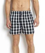 Robert Plaid Boxer Underwear
