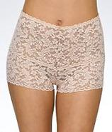 Signature Lace Retro Hot Pants Panty