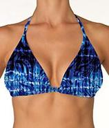 Equinox Padded Slider Triangle Swim Top  Swimwear