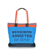Love Line - Nylon Tote Bag