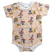 Toast and Jammies Printed Romper - Cotton (For Inf