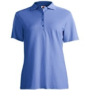 Stedman by Hanes Ring-Spun Cotton Pique Polo Shirt