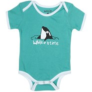 Wild and Cozy by Hatley Cotton Jersey Bodysuit - S