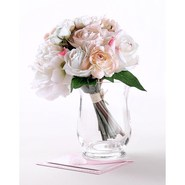 Tag Stem Mixed Floral Bouquet - 10