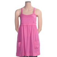 Greetings From Baby Doll Tank Top - Tunic Length (