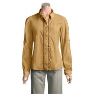 Mountain Hardwear Trailhead Shirt - UPF 25, Long S