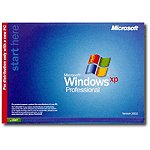 Microsoft Windows XP Pro Full Version OEM 3-Pack 