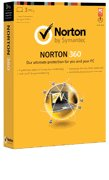 Symantec Norton 360 2013 for 1 PC DOWNLOAD ONLY