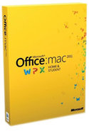 Microsoft Office 2011 for Mac Home and Student Re