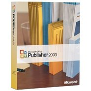 Microsoft Publisher 2003 OEM